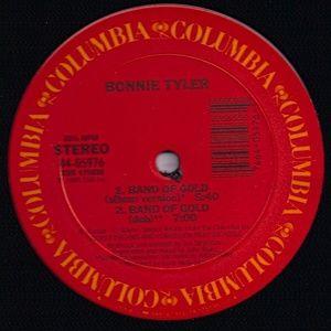 "bonnie tyler band of gold remix 12"" vinyl"